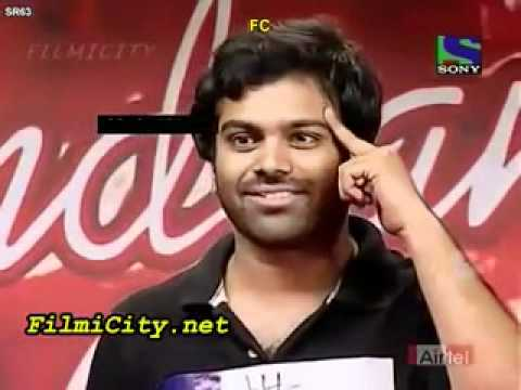 Sreeram Indian Idol Auditions 27 April 2010