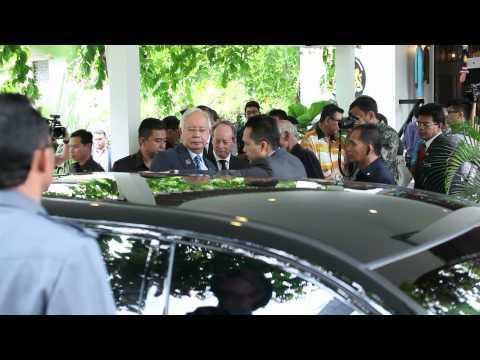 Lawatan PM di kediaman Duta Besar Belanda ke Malaysia