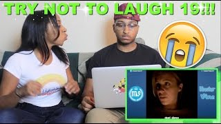 Couple Reacts : Try Not To Laugh Or Grin Part 19!!!