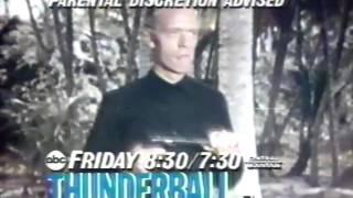 ABC promo Thunderball 1986
