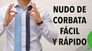 Cmo hacer el nudo de la corbata FCIL y RPIDO | Humberto Gutiérrez
