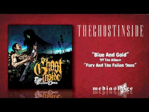 The Ghost Inside - Blue And Gold