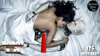 EWW ROBOT 10 FULL MOVIE 125 MISTAKES FUNNY MISTAKE