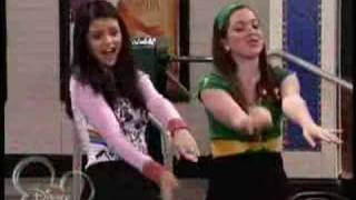 Watch Wizards Of Waverly Place Hat Song video
