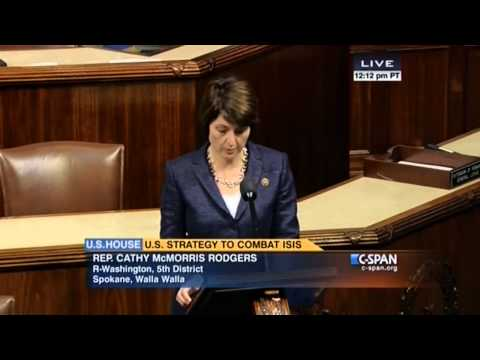 Cathy McMorris Rodgers: We must fight ISIL with strength, resolve, and leadership