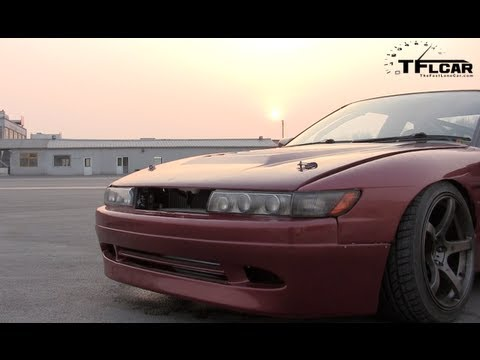 China Drift: Drifting cars is no longer just for Americans and Japanese