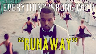 "Everything Wrong With Kanye West - ""Runaway"""