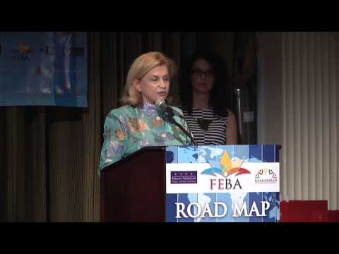 Road Map 2012 - Women Shaping Society - US Congresswoman, Ms. Carolyn Maloney