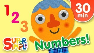 Our Favorite Numbers Songs | Kids Songs | Super Simple Songs