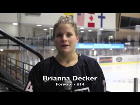Post Game Interviews: Four Nations Cup Championship on Nov. 8