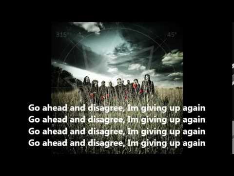 Slipknot Butcher's Hook Lyrics