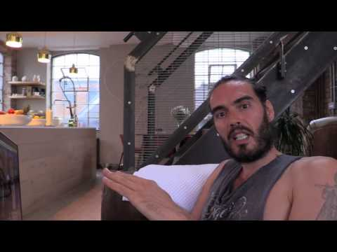 Israel-Palestine: Is This A Debate? Russell Brand The Trews (E111)