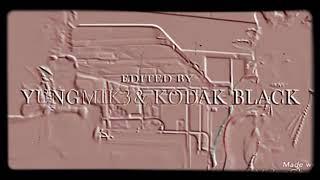 Kodak black - Running out of love (Music Video)