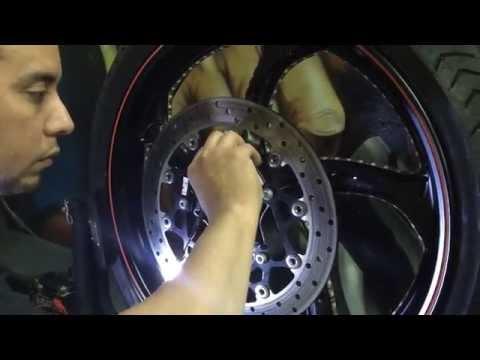 LED Wheel Glow Installation Video