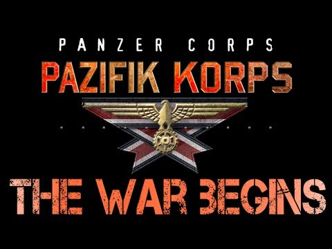 Panzer Corps Pacific War 2 (DMP Pazifik Korps Add-on)