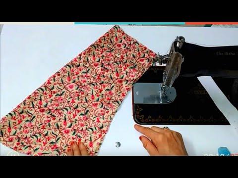 Latest sleeves design making(full kurti look)यह डिजाइन आपकी ड्रेस को और भी सुंदर बना देगा