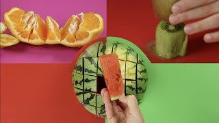 Practical Cutting Tips For Fruit Lovers