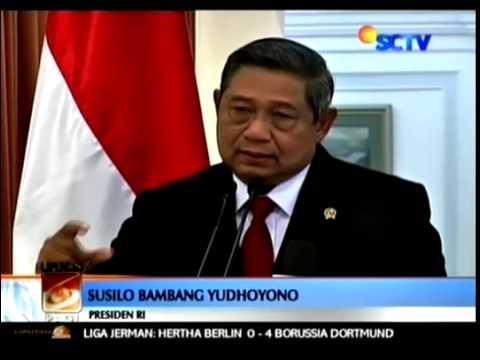 Terakhir SBY Di KTT Asean