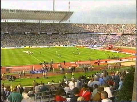 Nach 2241 Tagen Zweitligamalooche war Hertha endlich wieder aufgestiegen, und die Zuschauer konnten es kaum erwarten endlich wieder Erstligafu�ball zu sehen. Am ersten Spieltag dieser turbulenten...