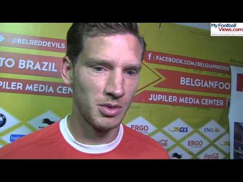 Jan Vertonghen on Belgium v Argentina - and Luis Surez