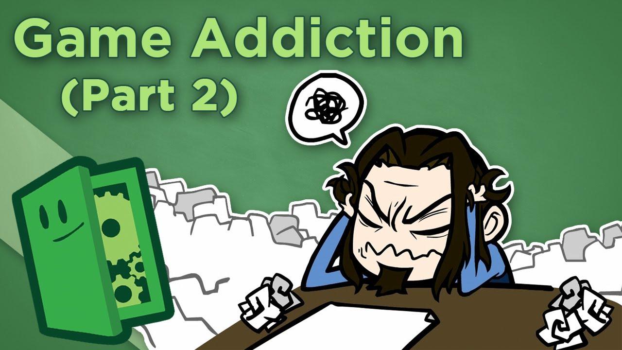 Extra Credits Game Addiction