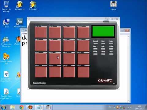 como descargar caja de ritmos virtual caj mpc full hd como descargar