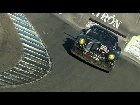 Porsche In ALMS