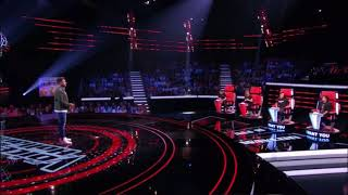 Waylon - Kleine Jongen | TVOH Seizoen 9 | The Blind Auditions