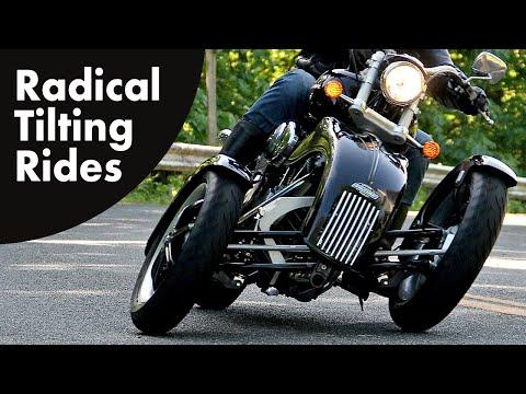 Top 5 Radical Tilting Rides