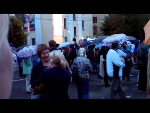 Игорь Корнелюк - Город которого нет, Теотралка, г. Киров 1 августа 2015