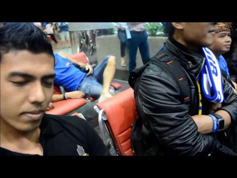Menyambut Kedatangan Pas Band Di Bandara Internasional Touyuan, Taiwan video