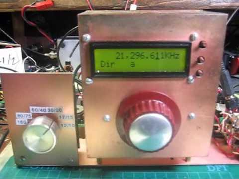 Bit-O-BitX Homebrew QRP SSB Transceiver