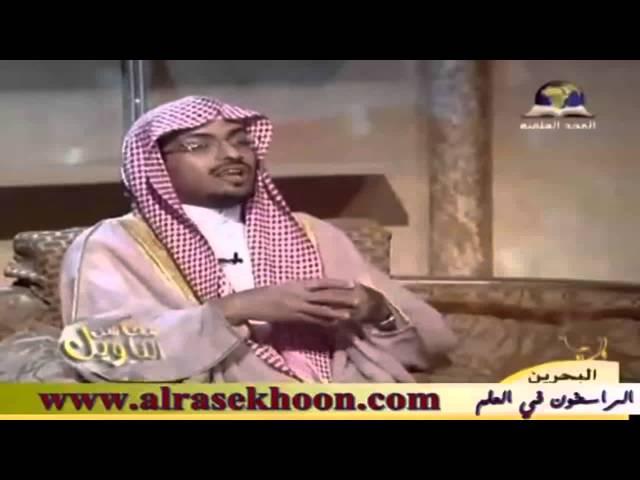 """محاسن التأويل """" سورة النور"""" الحلقة (6) - الشيخ صالح المغامسي"""