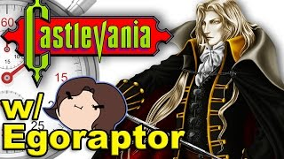 The History of Castlevania (ft Egoraptor of GAME GRUMPS) - A Brief History