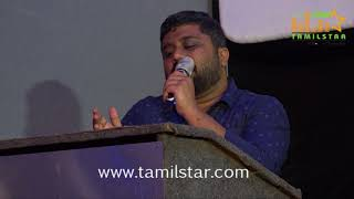 K.E.Gnanavelraja  Urgent Press Meet