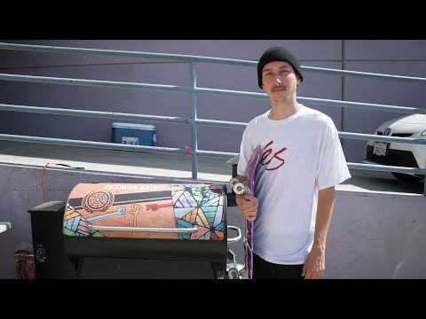 Tom Asta Gets All Up In Our Grill