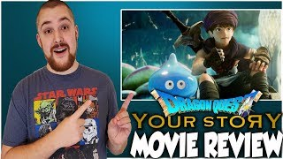 Dragon Quest:Your Story Netflix Anime Movie Review