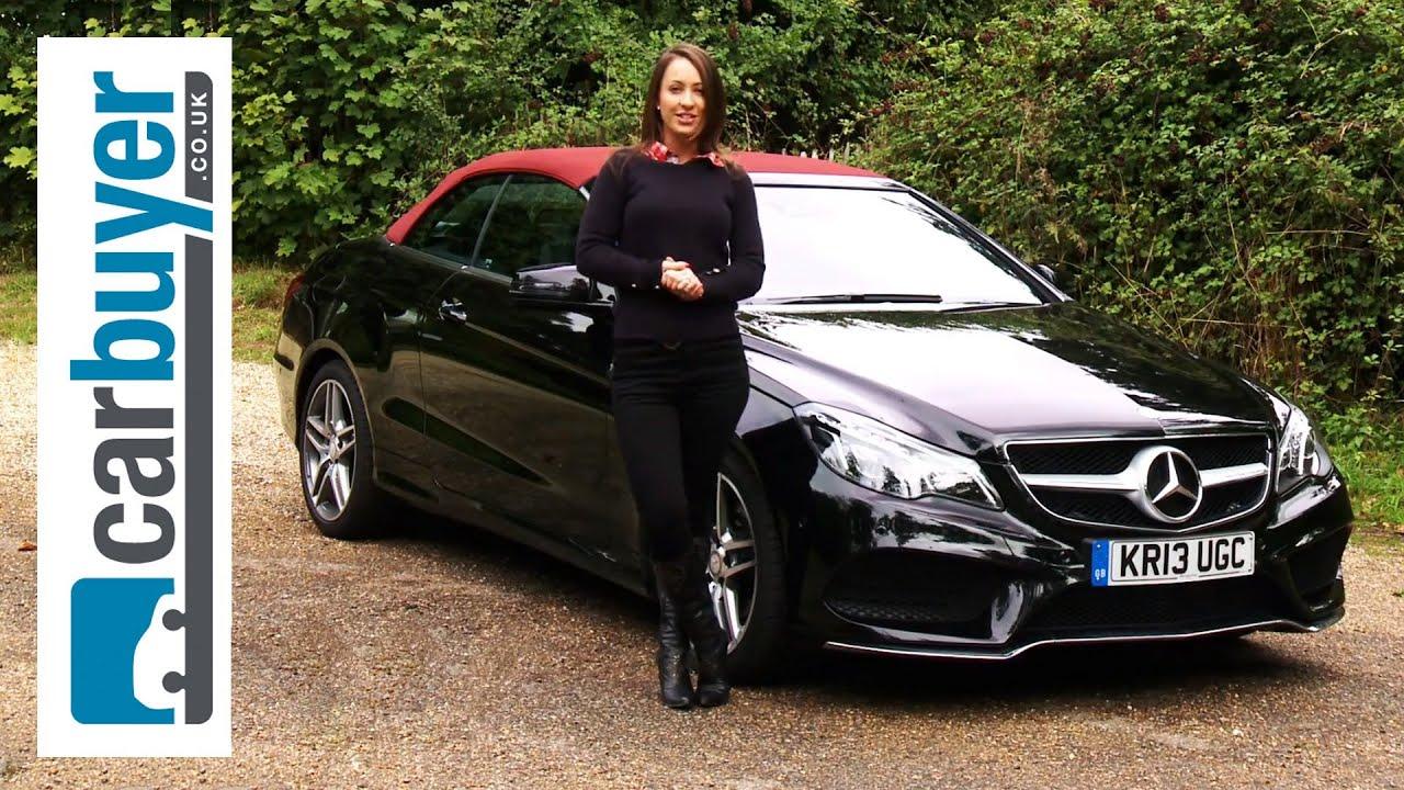 Mercedes e Class 2015 Black Mercedes E-class Cabriolet
