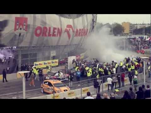 Biggest drift event in Europe (25.000 fans) by RAGE Team - Episode 4 part 1