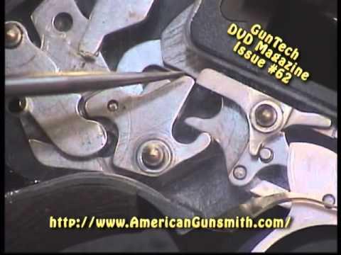 Rhino Revolver by  Chiappa Firearms Review: Gun Tech Video Magazine Issue #62