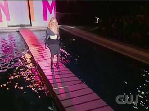 America's Next Top Model - Crazy Runway Show Music Videos