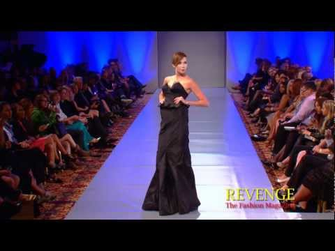 Pilar Macchione ~ Couture Fashion Week (Sept. 2011)
