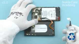 Disassembly Full Nokia Lumia 920