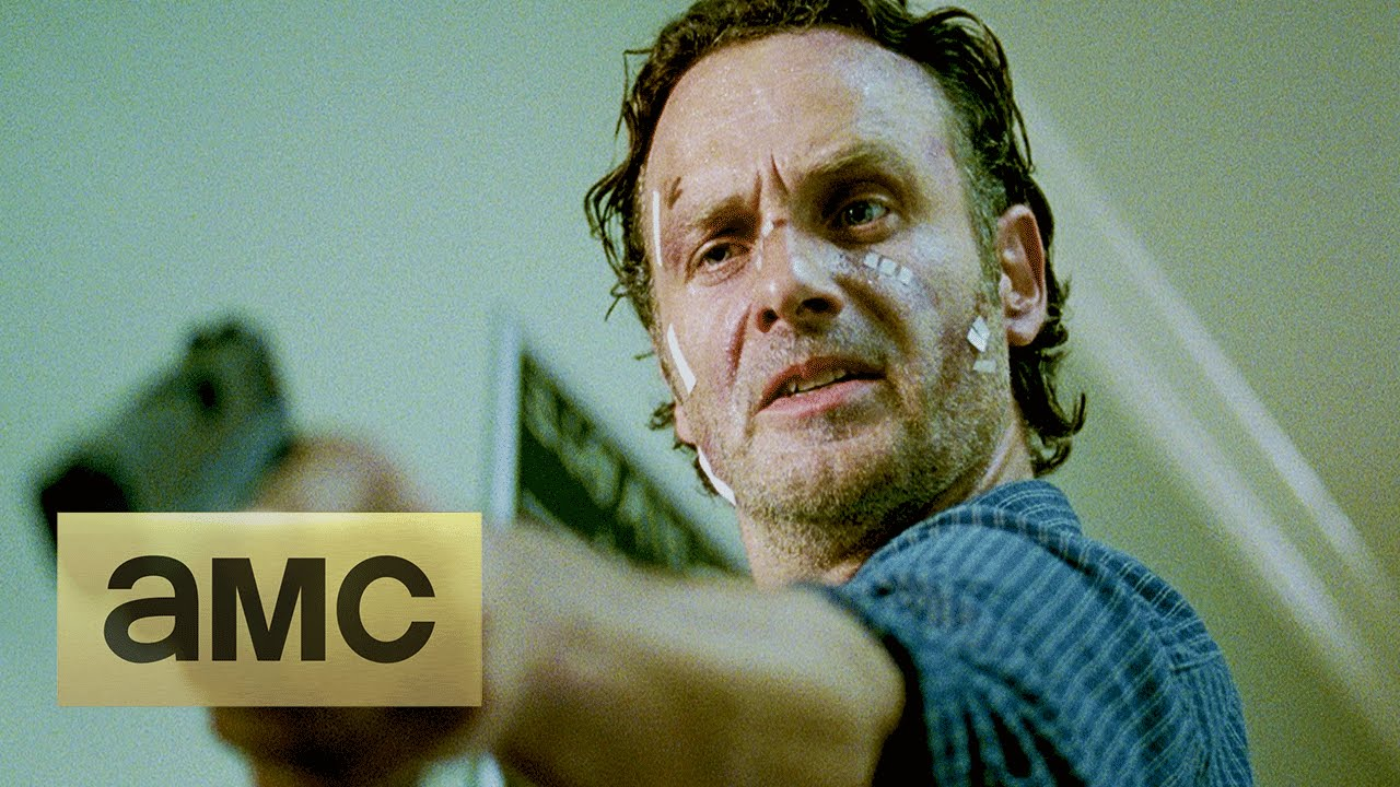 [New Trailer From Comic Con: The Walking Dead- Season 6!] Video