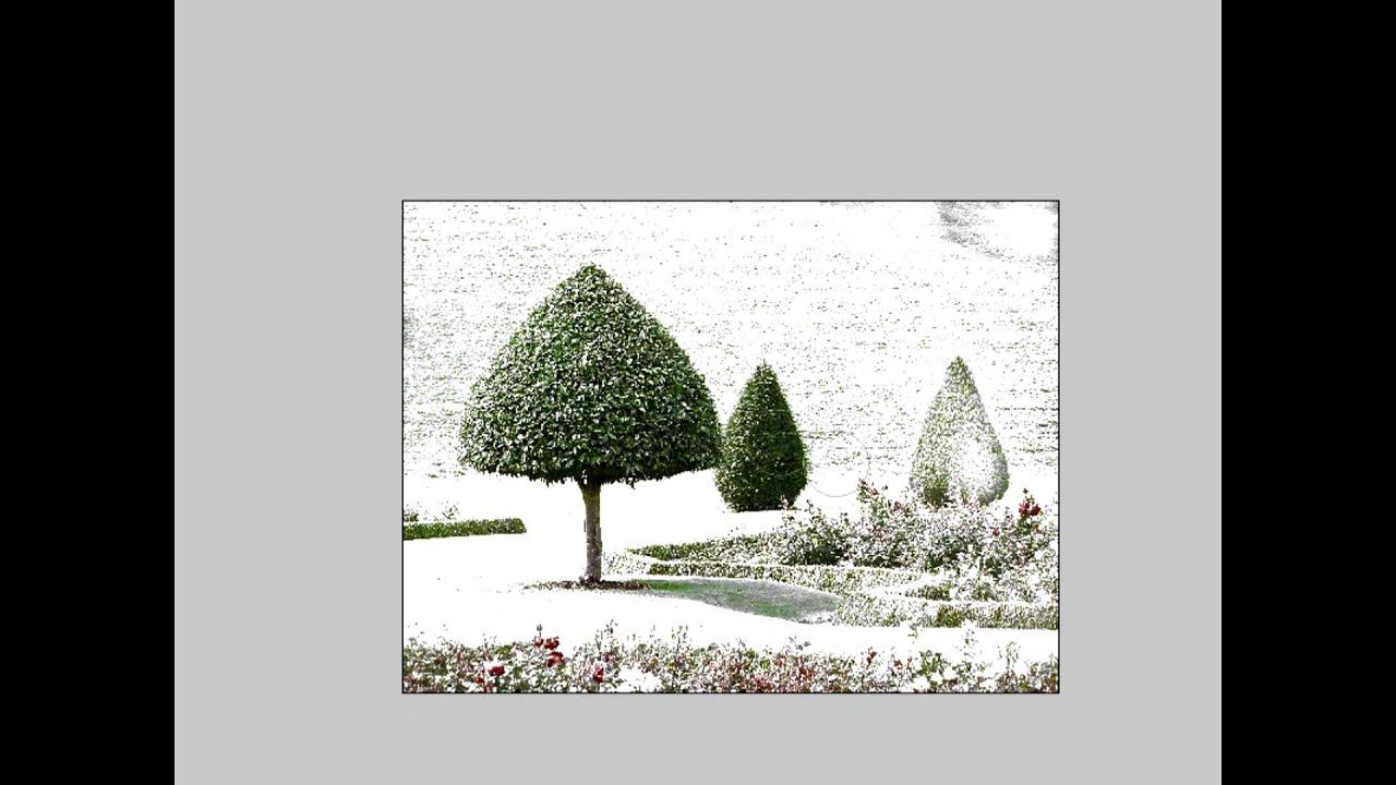 Ground Photoshop Tutorial Photoshop Make Snow Tutorial
