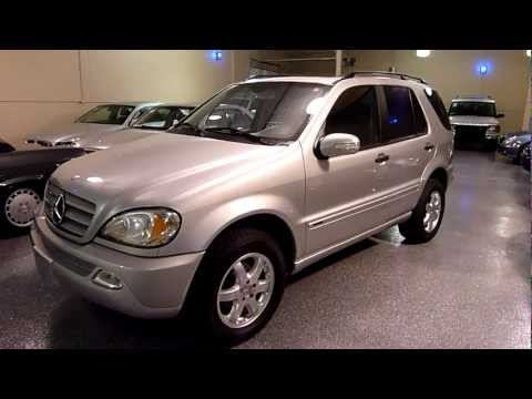 2004 Mercedes-Benz ML350 4MATIC 4dr 3.5L (#2136) (SOLD)