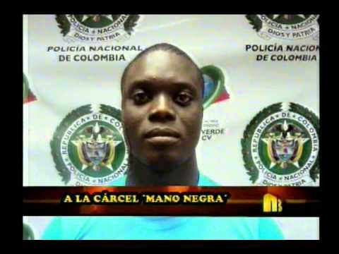 Policía captura presunto integrante de banda delincuencial la empresa en el barrio El Progreso