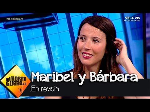 Bárbara Goenaga confiesa cómo es su vida en pareja con Borja Sémper - El Hormiguero 3.0
