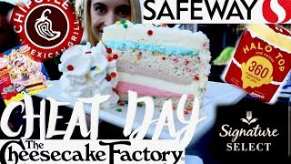 LAST TREAT DAY?? // CHEESECAKE FACTORY // SECRETLY BEST DONUTS // #208