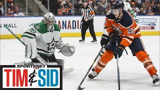 Oilers' Ryan Nugent-Hopkins On Pressure Of Playing In Edmonton, Evolving His Game And More!